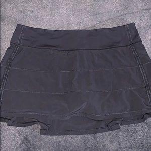 Lululemon Pace Rival Skirt (Regular) size 10
